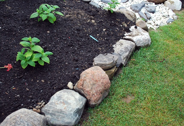 McHenry County Mulch Gravel Stone A Yard Best Design Decorative – Garden Decorative Stones